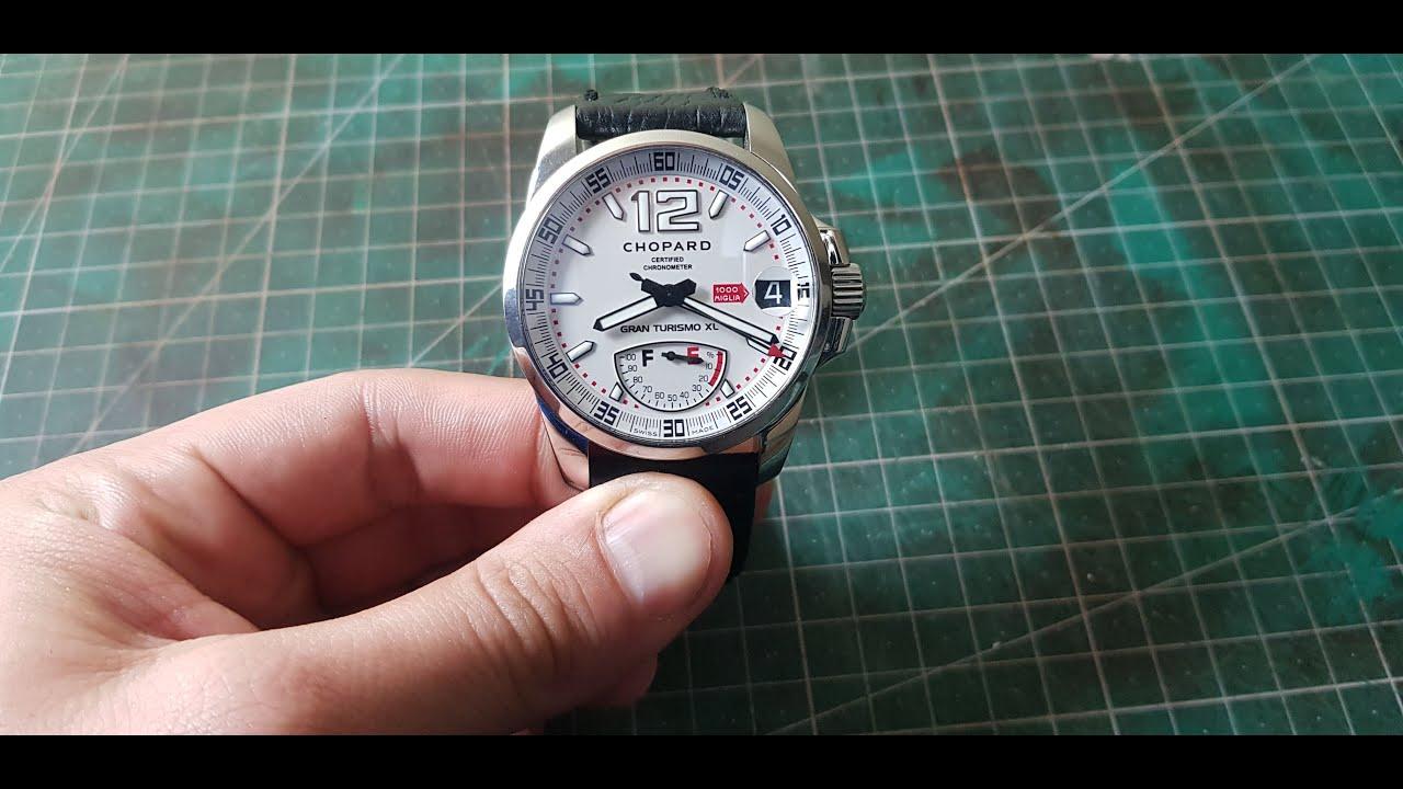 مراجعة على ساعة شوبارد من اغلى الساعات اللى اشتريتها فى حياتى Youtube