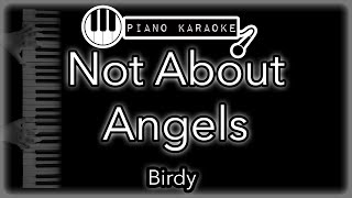 Not About Angels Birdy - Piano Karaoke From The Fault In Our Stars Movie.mp3
