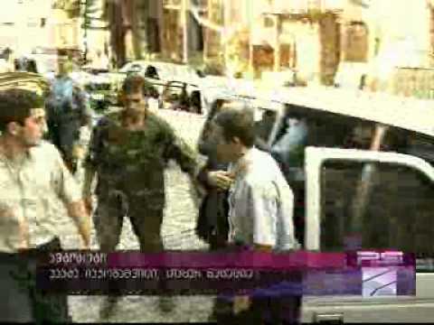 """ТВ """"Rustavi 2"""" программа """"PS - 04.06.2011 г. ч. 1"""