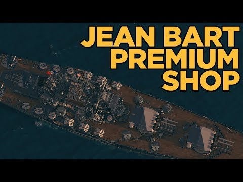 Thoughts On Jean Bart Release - World Of Warships