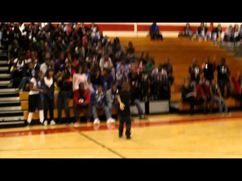 Lil Niqo - BMF Freestyle w Greg Street at Stone Mountain High Homecoming