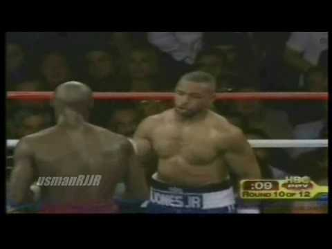 Roy Jones Jr: The Career Highlight: Vol. 1- Part 5