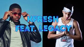 Kfresh (feat Legacy) - Clues Remix [Lyrics]