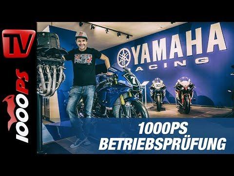 1000PS Betriebsprüfung - Rennsportlegenden, Traumbikes, Edelmanufaktur - YART