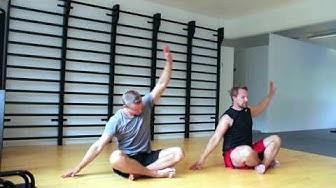 Kehonpainoharjoittelu: Liikettä kehoon!