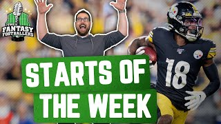 Fantasy Football 2020 - Starts of the Week + Week 3 Breakdown, V8 Special - Ep. #948