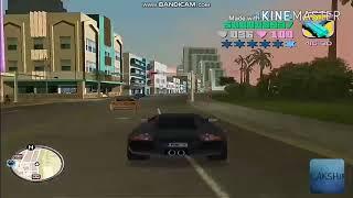 Ferrari, Lamborghini, Nissan skyline cars stunts,drift,driving in GTA vice City gameplay