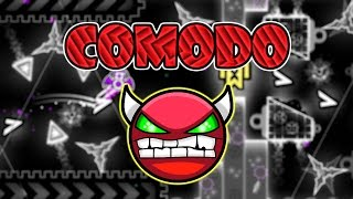 Geometry Dash - Comodo (Easy Demon)