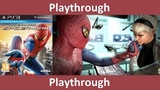 The Amazing Spider man PS3 Playthrough