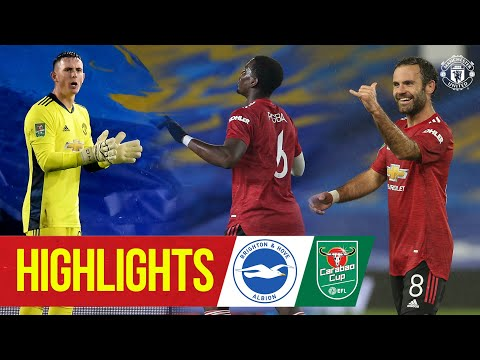 Brighton Manchester United Goals And Highlights