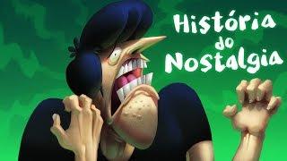 A verdadeira e vergonhosa HISTÓRIA do Canal Nostalgia thumbnail