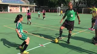 Publication Date: 2019-10-21 | Video Title: 2019-10-21 全港校際五人女子足球比賽 16強 胡素