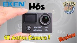 Eken H6s : 4K Action Camera - Review & Sample Footage