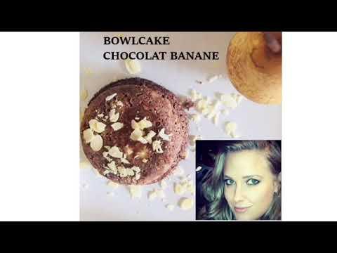 petit-dejeuner-bowlcake-chocolat-banane-weight-watchers-recettes