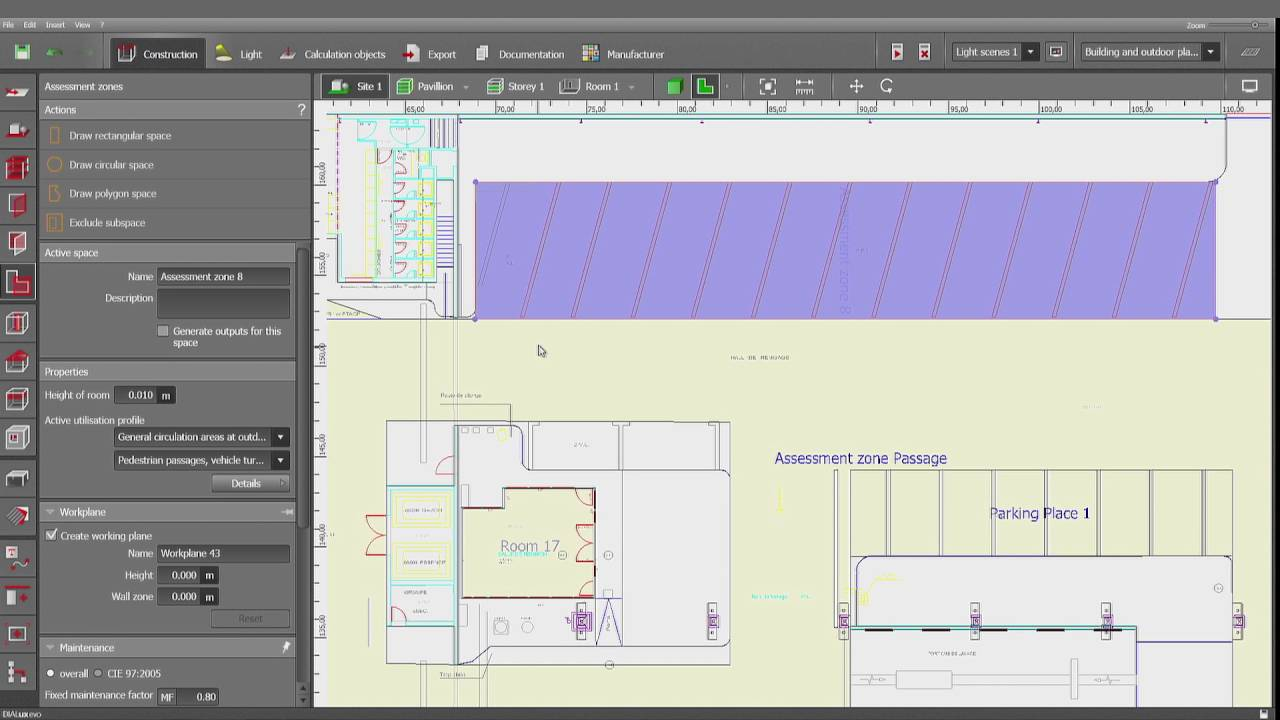 25 Dialux Evo Tutorial Tips And Tricks For New Users Managing Interior And Exterior