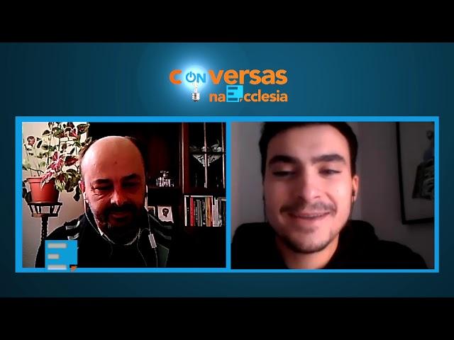 Novas Conversas - Jovem de Coimbra sente vitalidade rumo às JMJ 2023
