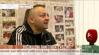 Ritka betegségben szenved Gáspár Zsolti fia - tv2.hu/mokka