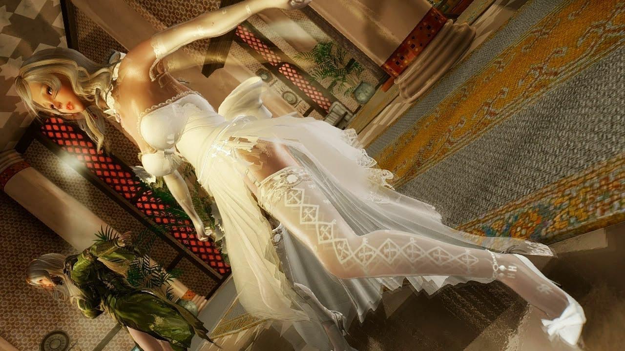 Skyrim Wedding Dress.Haku Wedding Dress Smp Path At Skyrim Nexus Mods And Community