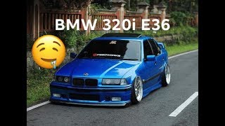 Ultimate BMW 320i E36 Exhaust Sound Compilation HD
