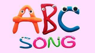 ねんどで「アルファベット」Alphabet BY Play Doh