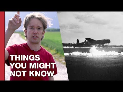 The Runways of Fire That Let WW2 Planes Land In Fog: FIDO