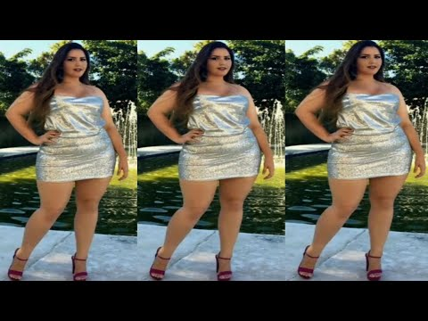 Beautiful plus size curvy women with trendy fashionable dress from YouTube · Duration:  3 minutes 25 seconds
