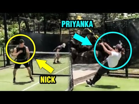 Priyanka Chopra & Nick Jonas WORKING OUT Together Mp3