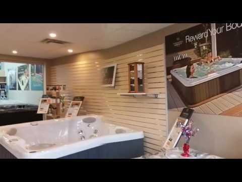 Capital City Pools and Spas Showroom - November 2016