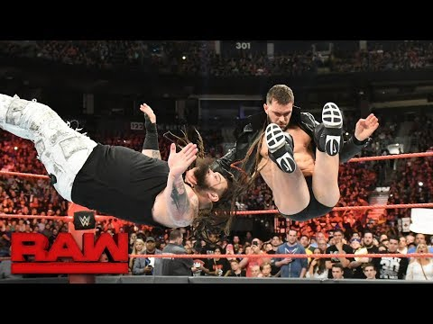 Thumbnail: Finn Bálor tries to beat Bray Wyatt at his own game: Raw, Aug. 7, 2017