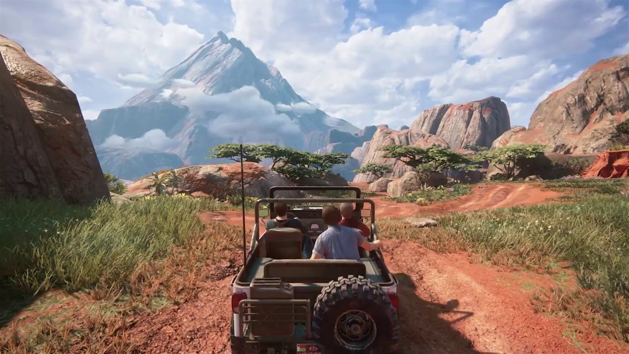 Comparing Uncharted 4 And God Of War Graphics Potential Gow