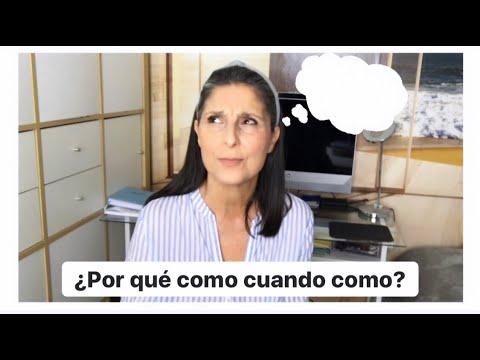 2.- ¿Por qué como cuando como?: Alimentación Emocional. Por Inmaculada Rodríguez