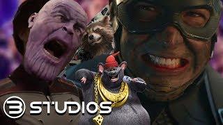 FIXING Avengers Endgame #Endgame #Avengers #AvengersEndgame | B Studios