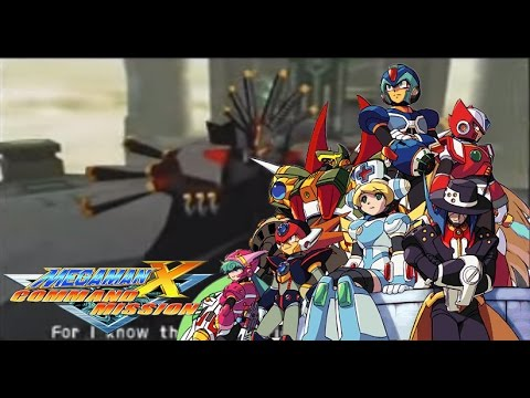 Megaman X: Command Mission - Epsilon