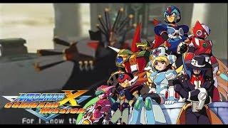 Megaman X: Command Mission - Epsilon