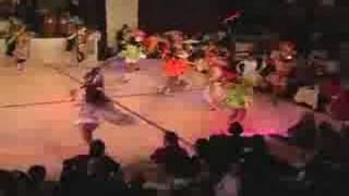 Diablada Puneña en el Brisas del Titicaca