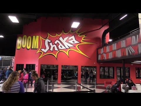 Gym Skylar - Boom Shaka - Trampoline Park in Olympia, WA