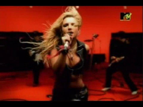 Britney Spears - Womanizer Music Video