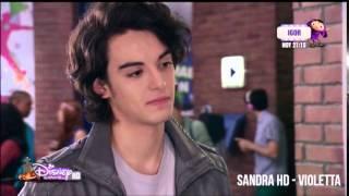 Violetta 3 - Marco se despide de Francesca y ve la sorpresa de los chicos (Capítulo 20)