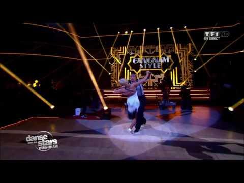 DALS S04 - Un quickstep avec Brahim Zaibat et Katrina Patchett sur ''Gangnam style'' (Psy)