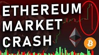 ETHEREUM MARKET CRASH | CryptoCurrency News + Analysis