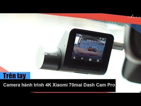Trên tay Xiaomi 70mai Dash Cam Pro - Camera hành trình ngon nhất phân khúc giá 1tr3