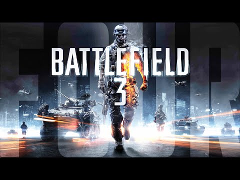 Marine Banking (Battlefield 3 - Playthrough - PC - Part 4)