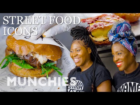 The Burger Sisters of Kenya - Street Food Icons