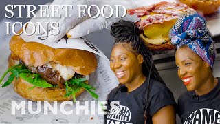 The Burger Sisters of Kenya - Street Food Icons