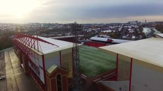 Awesome Drone Footage - Wentworth, Hoyle Mill & Oakwell