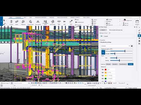 Tekla Tips: Scan To BIM (Español)