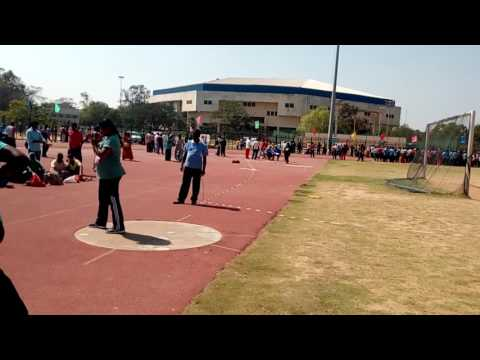 35th State Master's Athletic Meet Chennai