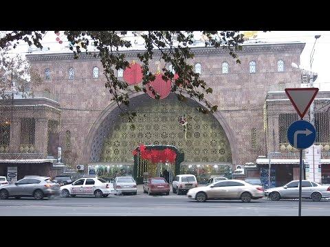 Yerevan,15.01.17, Su, Video-3, G.Lusavorich + Mashtots