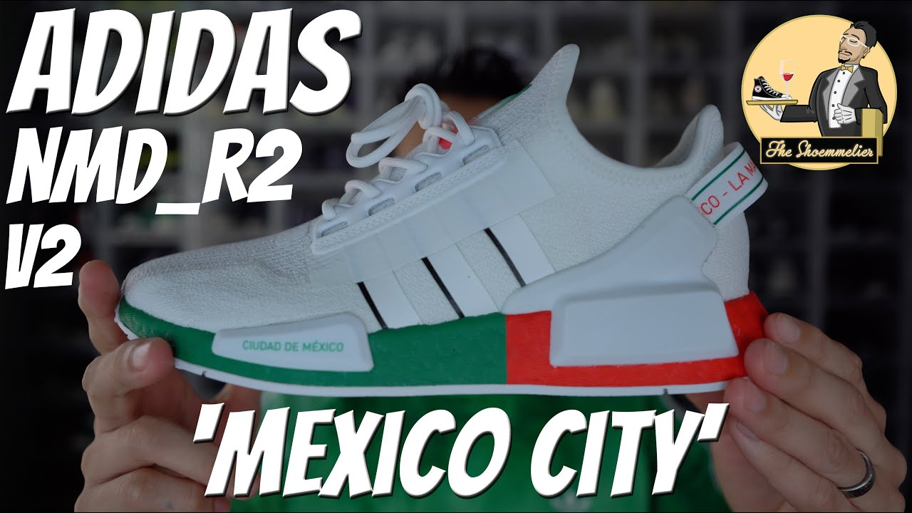 adidas NMD R1 V2 'Mexico City' • Review