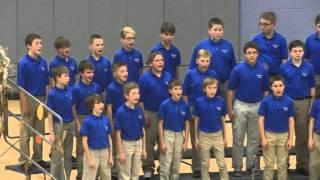 2015 mms fall choir concert